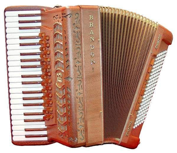 Akkordeon-Musik