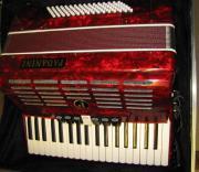 Akkordeon Paganini 96