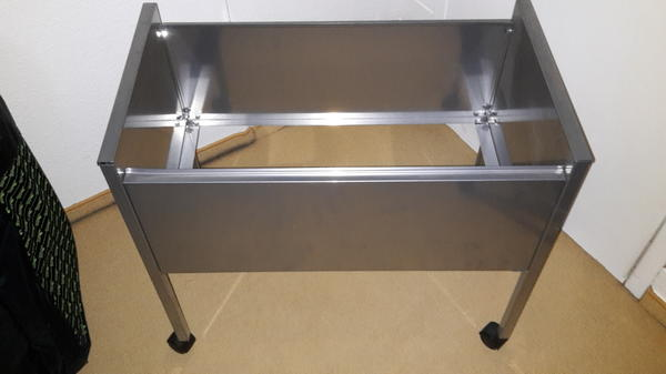 Aktenrollwagen Metall neuwertig