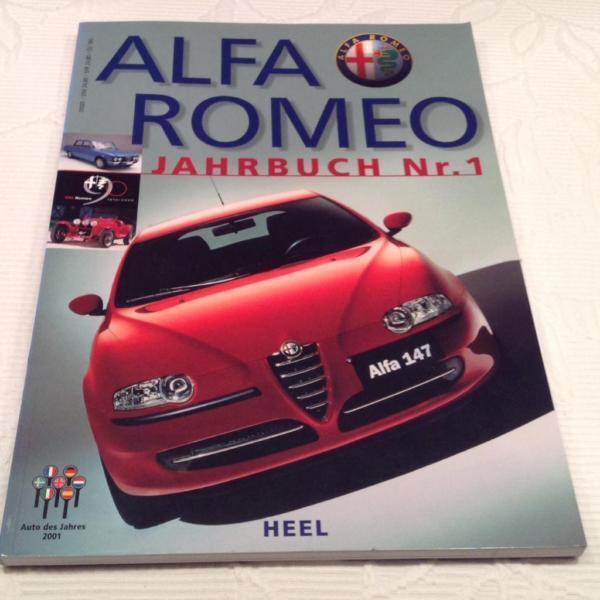 Alfa Romeo Jahrbuch » Alfa Romeo-Teile