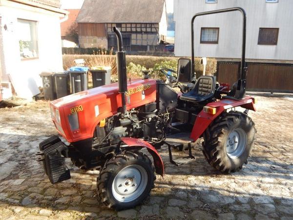 allrad traktor schlepper belarus 321 34 ps in neuroda. Black Bedroom Furniture Sets. Home Design Ideas