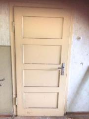 Holztüren weiß  Tuer Holztuer - Handwerk & Hausbau - Kleinanzeigen - kaufen und ...