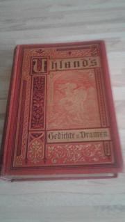 Altes Buch Gedichte