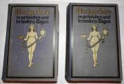 Altes Medizinbuch Ratgeber
