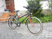 Alu-Mountainbike für