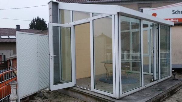 alu wintergarten in alzey sonstiges material f r den hausbau kaufen und verkaufen ber private. Black Bedroom Furniture Sets. Home Design Ideas