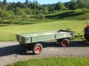 Anhänger Landwirtschaft 2700kg