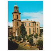 Ansichtskarte Paulskirche zu Frankfurt am