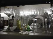 antike Gläser