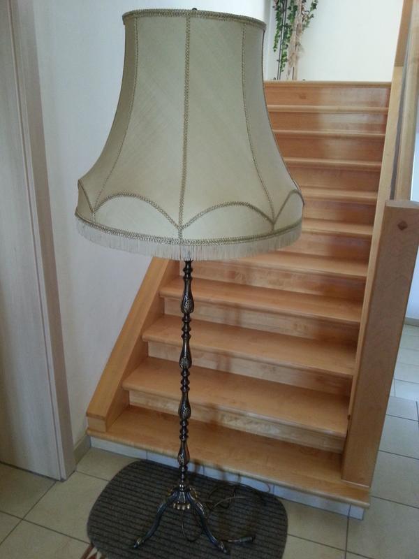 Antike Wohnzimmerlampe In Wolnzach