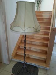Antike Wohnzimmerlampe