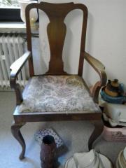 Antiker Eiche Stuhl