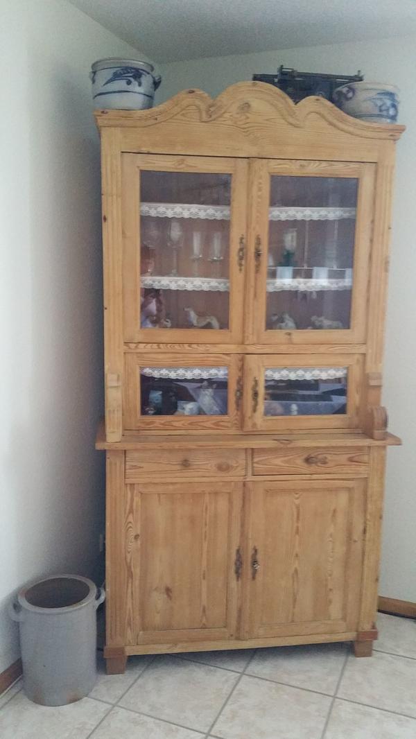 Schrank 1900 neu und gebraucht kaufen bei dhd24com for Antikes küchenbuffet