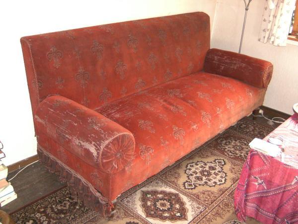 Sofa antik gebraucht kaufen nur noch 4 st bis 60 g nstiger for Schlafsofa quoka