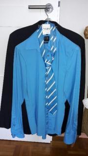 Anzug Hemd Krawatte