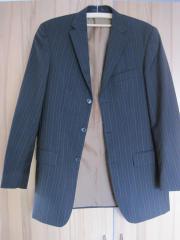 Anzug Schwarz mit