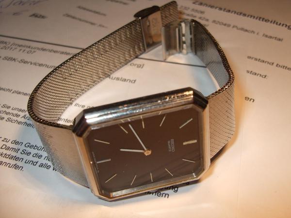 Armbanduhr von Seiko