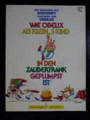 Asterix Obelix wie Obelix als