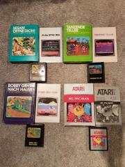 Atari Spiele 2600