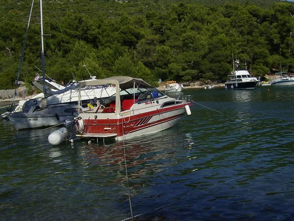 Außenborder als Ersatzmotor » Motorboote