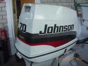 Aussenborder Johnson 70