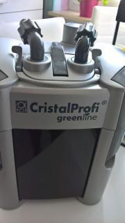 Aussenfilterpumpe Cristal Profi