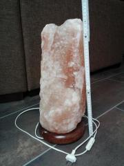 Außergewöhnlich große Salzlampe
