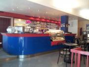Ausstattung für Eiscafé /