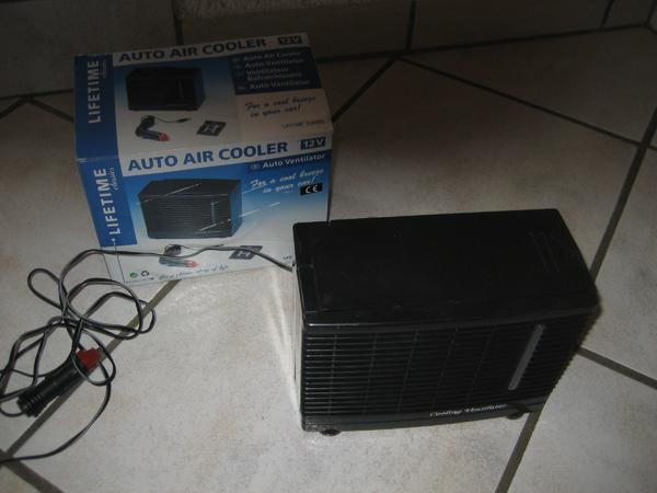 Auto Air Cooler 12 Volt