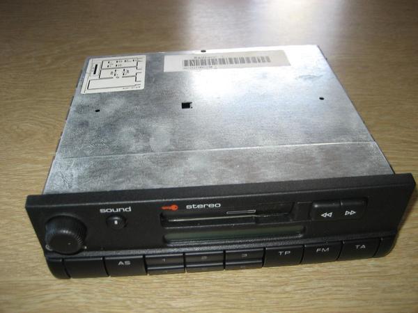 Autoradio VW Alpha Stereo Radio