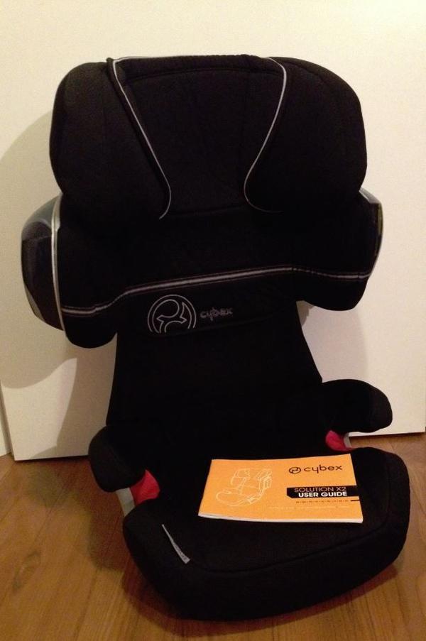 autositz cybex solution x2 15 36kg in dornbirn autositze kaufen und verkaufen ber private. Black Bedroom Furniture Sets. Home Design Ideas