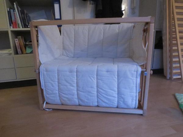 baby beistellbett roba in stuttgart wiegen babybetten reisebetten kaufen und verkaufen ber. Black Bedroom Furniture Sets. Home Design Ideas