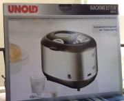 BACKMEISTER Onyx Brotbackautomat -