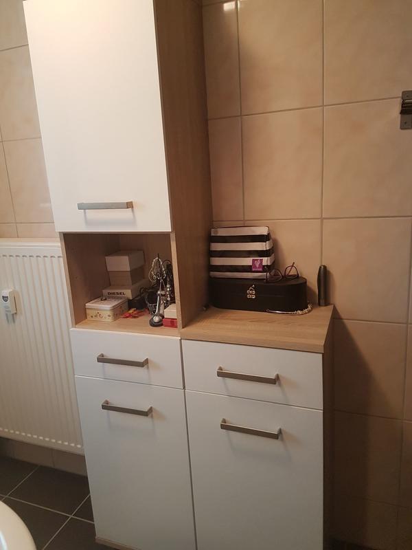 badezimmer / 5-teilig / sonoma-eiche / sehr guter zustand in, Badezimmer ideen