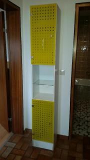 Schrank badezimmer  Bad Hochschrank - Haushalt & Möbel - gebraucht und neu kaufen ...