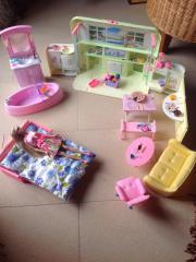 Barbie Wohnzimmer - Kinder, Baby & Spielzeug - günstige Angebote ...