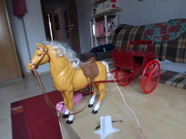 barbies pferd neu und gebraucht kaufen bei. Black Bedroom Furniture Sets. Home Design Ideas