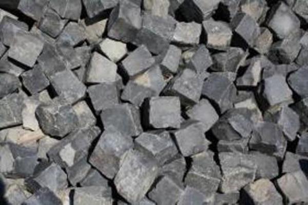 Basaltpflaster und andere Pflastersteine