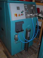 Bauer Kompressor, Tauchkompressor,