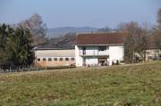 Bauernhof, Aussiedlerhof, Hofstelle,