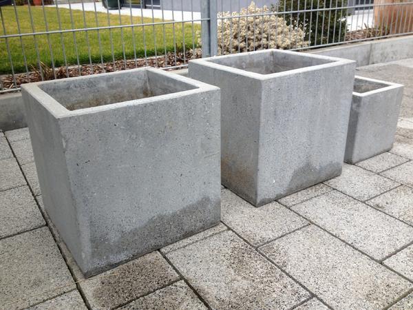 Fertigelemente beton garten