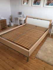 bett 140x200 ahorn in stuttgart - haushalt & möbel - gebraucht und, Hause deko
