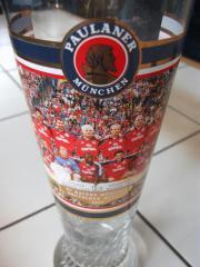 Biergläser Weißbier FC Bayern München