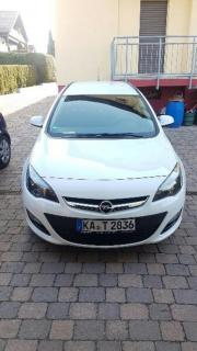 Biete Opel Astra