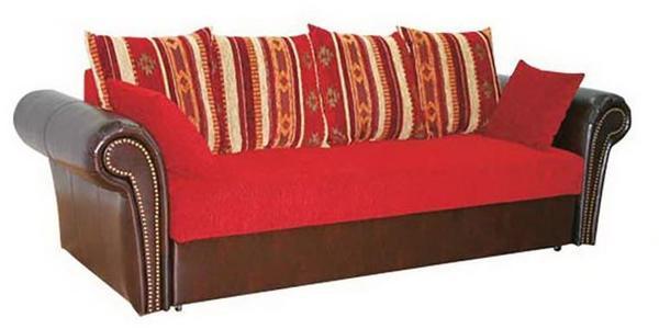 Big-Sofa mit Bettfunktion zu verkaufen
