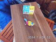 Blech Spielzeug Ente
