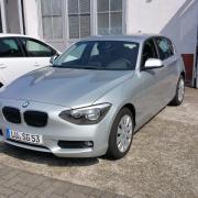 BMW 118d (F20/
