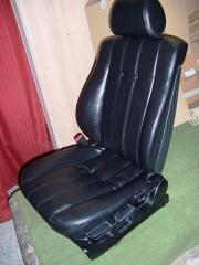 BMW 5er Sitze Bank schwarz