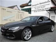 BMW 640i Gran Coupe 1