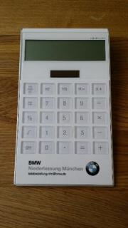 BMW Taschenrechner
